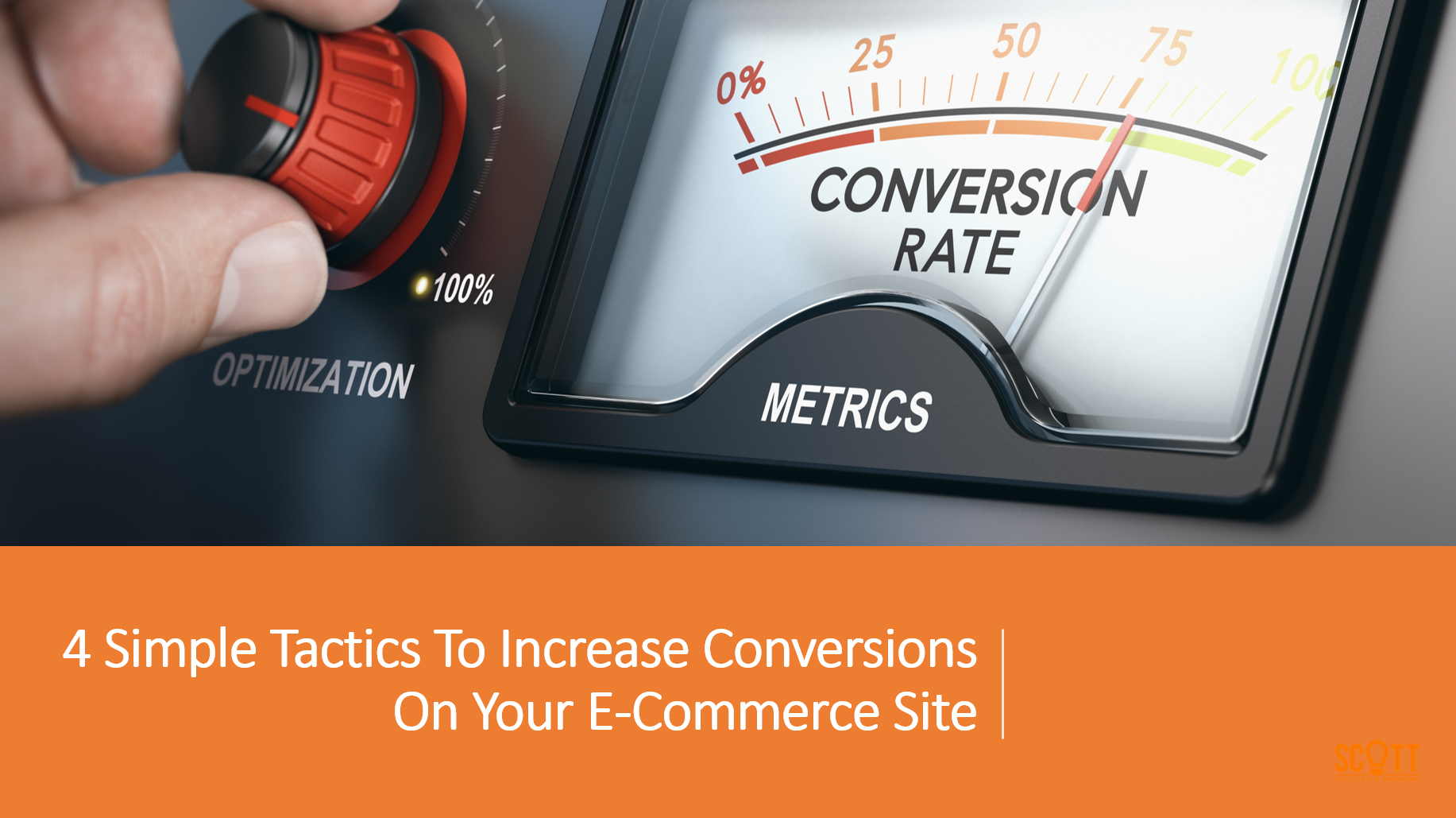 how to increase e-commerce conversions